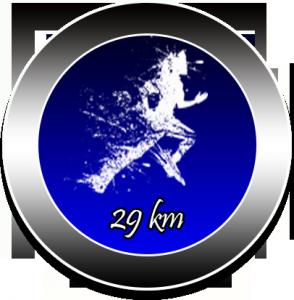 Trail des moulins 29km